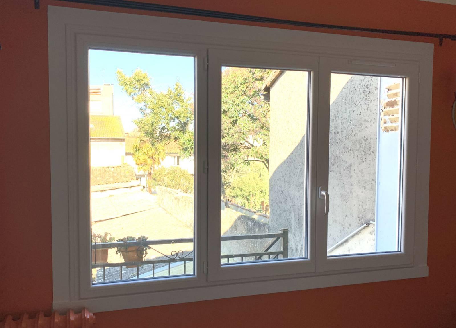 Fourniture Et Installation De Fenêtres Et Portes Fenêtres Sur Mesure
